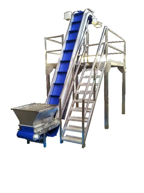 Modular belt conveyors 2