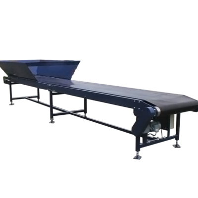 Mild steel paintd conveyors to suit most application