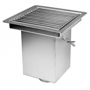 stainless steel gully pots 2