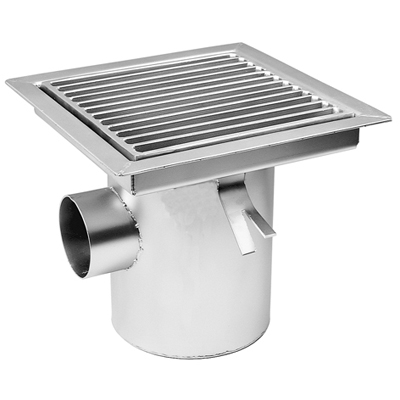 stainless steel gully pots 3