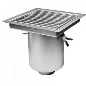 stainless steel gully pots 4