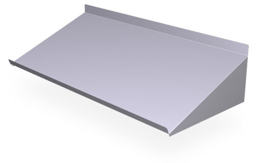 Slopping Solid Shelve