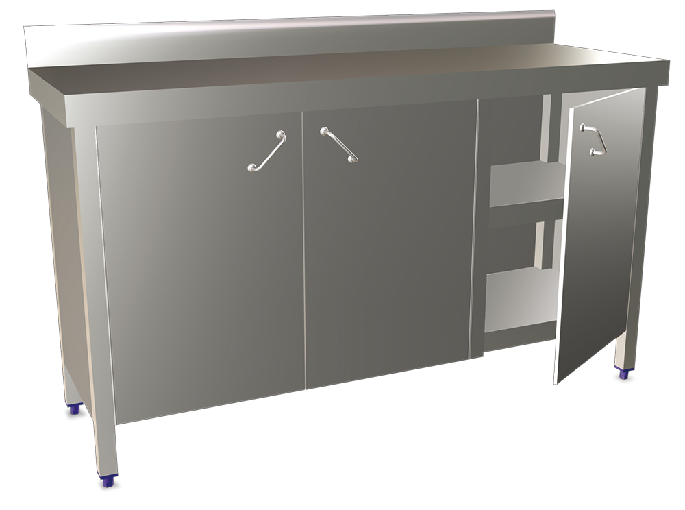 Base Cabinet By J Amp K Stainless Solutions Ltd