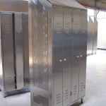 Stainless steel lockers 7