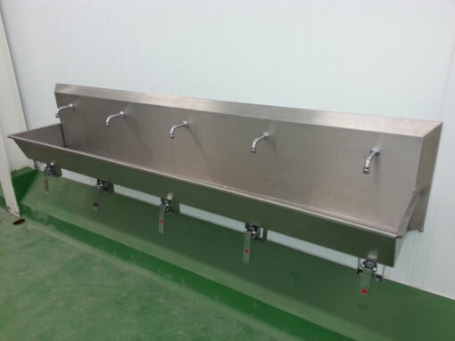 stainless steel personnel sinks
