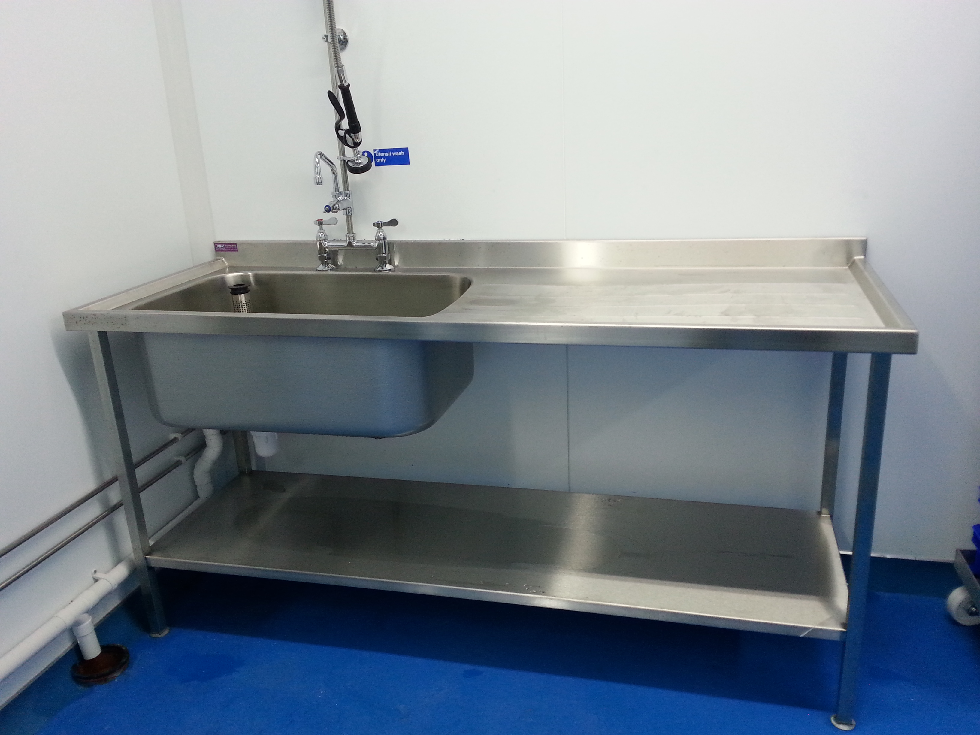 Catering Sink by J&K Stainless Solutions Ltd