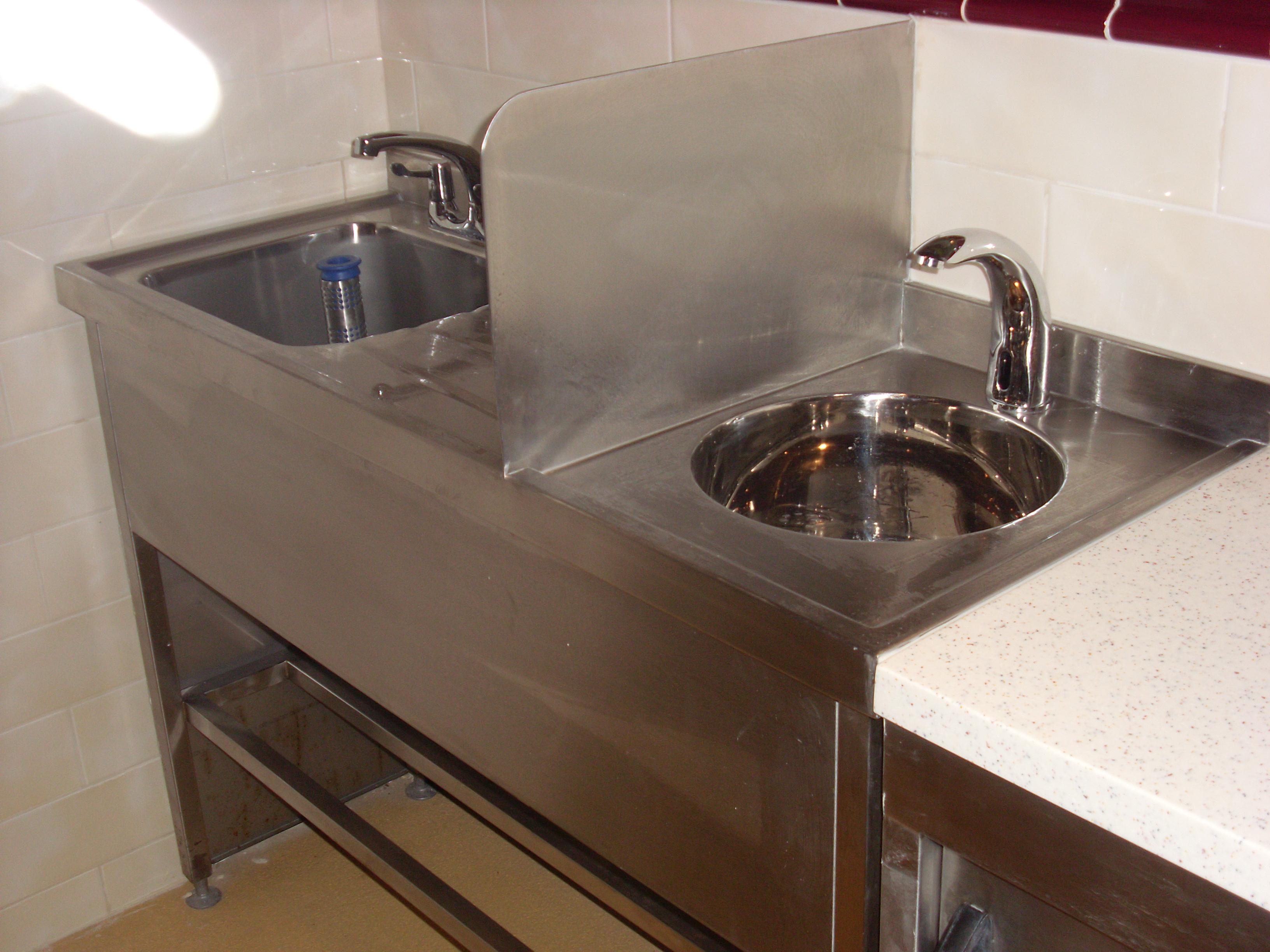 Jkss Sheffield Stainless Steel Commercial Catering Sinks Uk