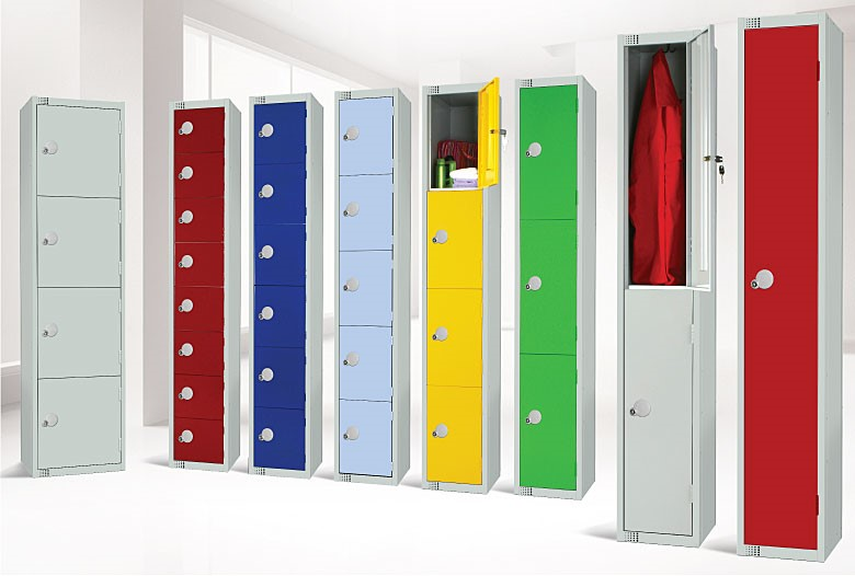 Metal Lockers for Safety and Security