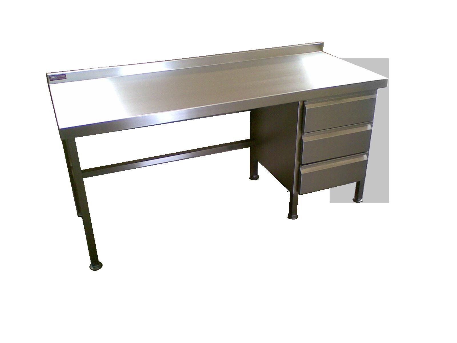 Stainless Steel Desk By J Amp K Stainless Solutions Ltd