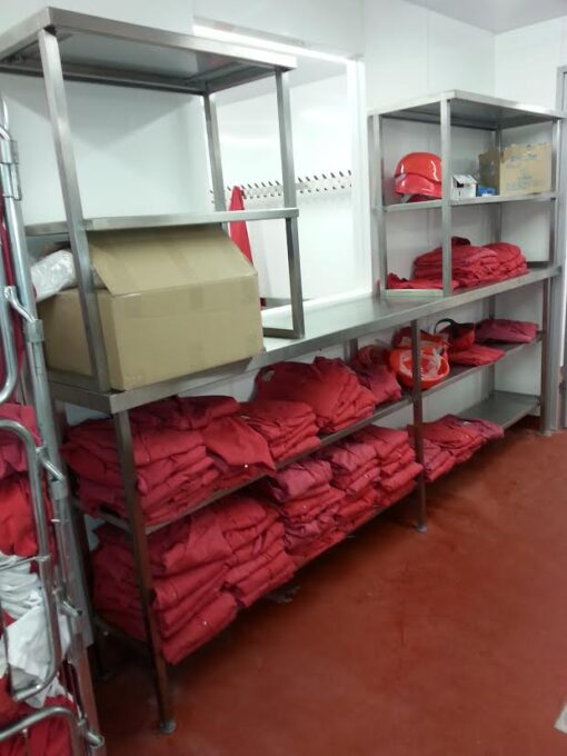 storage racking units