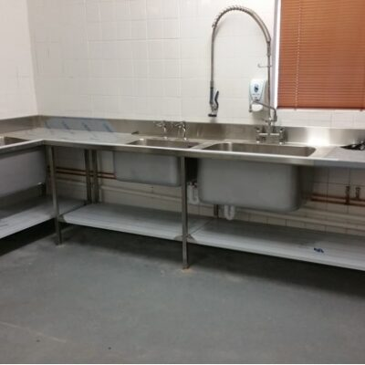 Extra Large Catering Sinks