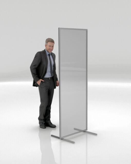 JKSS social separation screens