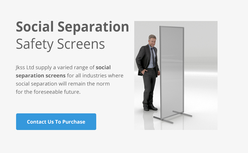 Perspex Safety Screens