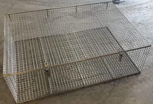 large lockable component basket