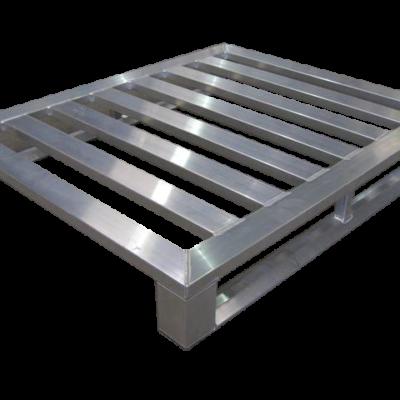 Aluminium Four Block Feet Pallets