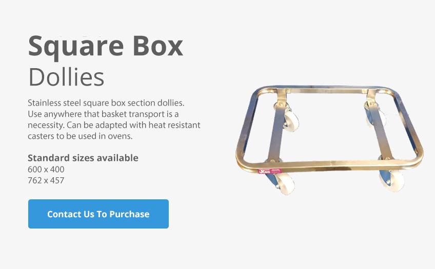 Square Box Dollies